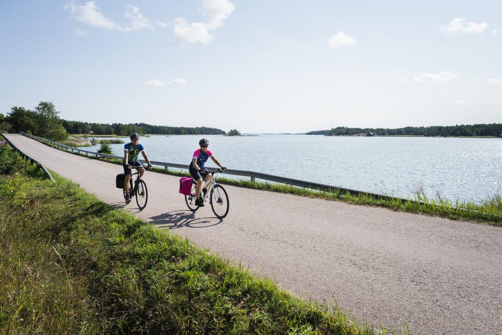 Fillari-kuvaukset / Saariston Rengastie, Tilaaja: Leena Yli-Piipari / Business Finland – Visit Finland, Valokuvaaja: Juho Kuva