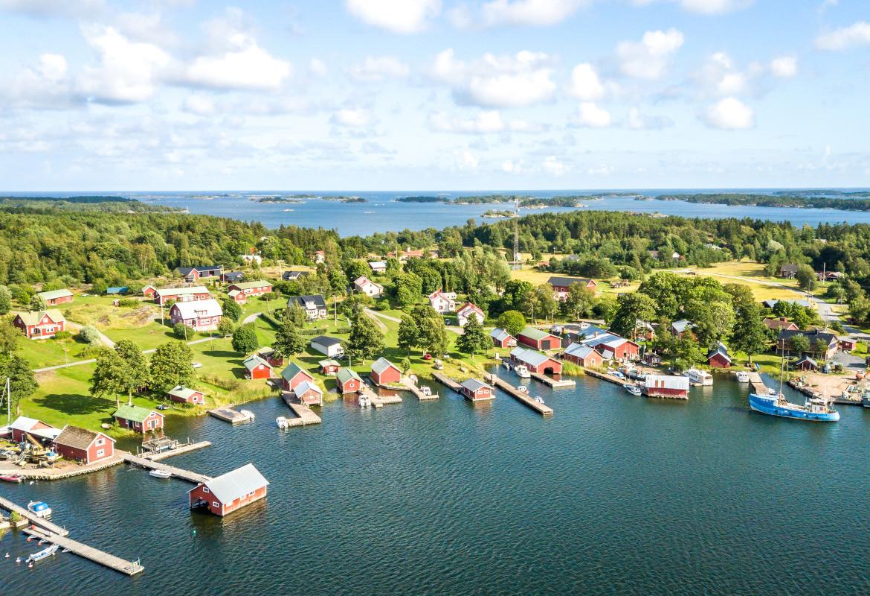 Uniikit saaristokylät